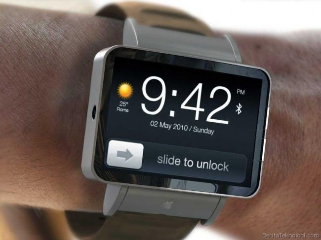Apple iWatch Bakal Dirilis Bulan Depan